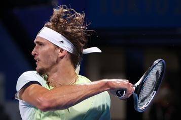 Tennis Alexander Zverev passe en demi-finales)