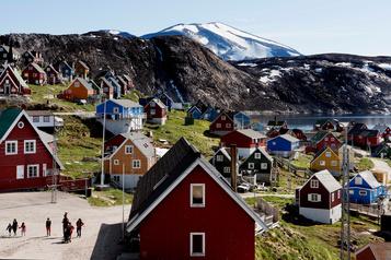 Le Groenland réplique à Trump: l'île n'est pas à vendre