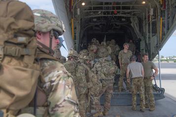 Le Pentagone commence à réajuster ses forces en Afrique