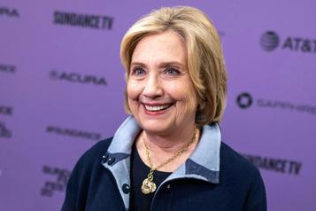 Pas assez de réalisatrices nommées aux Oscars, selon HillaryClinton