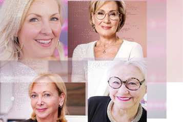 Sondage Les femmes PDG sont plus crédibles que les hommes )