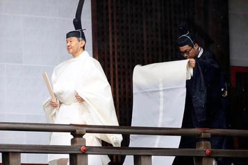 Japon: le nouvel empereur a proclamé son intronisation