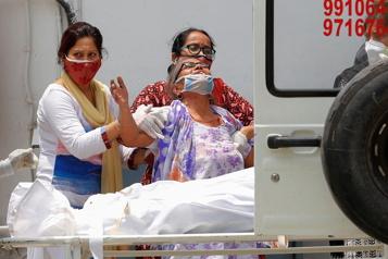 Bilan de la pandémie Plus de 3319000 morts dans le monde)