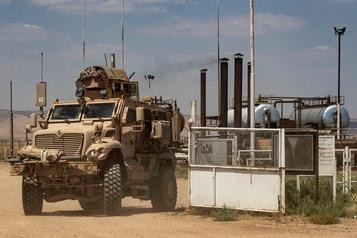 Washington se défend de bénéficier du pétrole syrien)