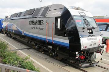 Vente de Bombardier Transport à Alstom: feu vert des autorités)