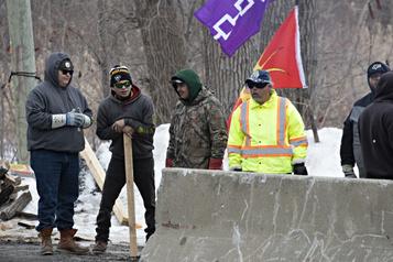 Barricades: Québec craint l'impact économique