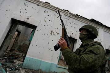 Biden et les Occidentaux mettent en garde Poutine sur l'Ukraine)
