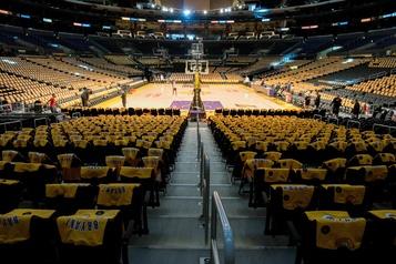 Cinq jours après la mort de Kobe Bryant, les Lakers retrouvent le Staples Center