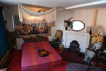 Londres, la «vraie maison» de Jimi Hendrix)