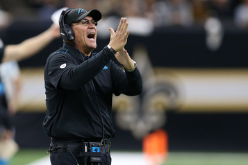 Ron Rivera congédié par les Panthers