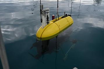 Science Robots des mers)