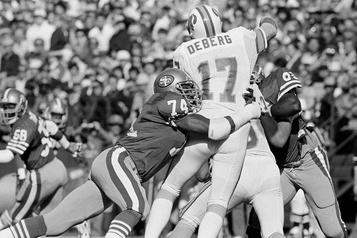 COVID-19 Le chasseur de quarts Fred Dean, légende des 49ers, est décédé)