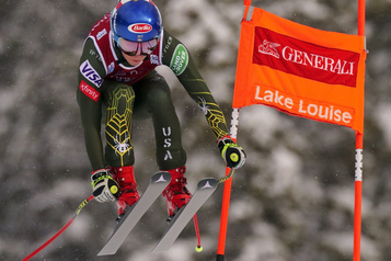 La Coupe du monde de ski alpin de Lake Louise est annulée)