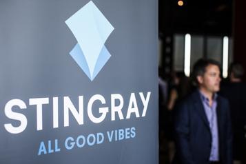L'investisseur avisé Un patron achète du Stingray)