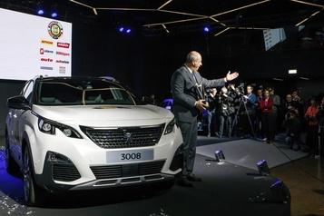 La future Peugeot3008 sera fabriquée sur le site PSA de Sochaux)