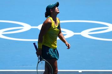 Tennis Ashleigh Barty battue, Andy Murray renonce au tournoi)