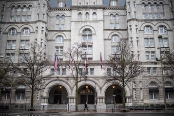 La Trump Organization négocie un moratoire avec ses créanciers