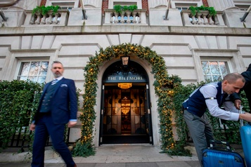 Malgré le Brexit, les hôtels de luxe fleurissent à Londres