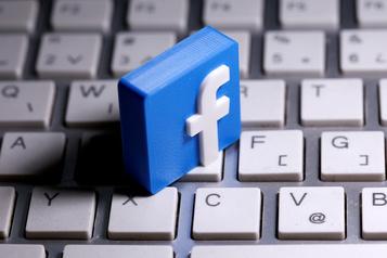 Québec suspend ses publicités sur Facebook pour un mois)