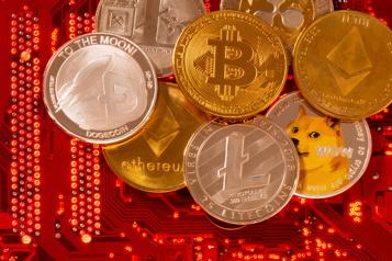 Entrée historique du bitcoin à WallStreet