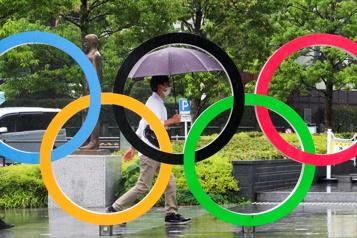 Jeux de Tokyo Les zones pour partisans supprimées)