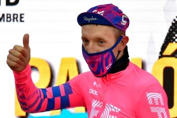 Tour des Alpes-Maritimes et du Var Michael Woods se hisse en tête du Tour des Alpes-Maritimes)