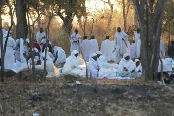 COVID-19 Les non-vaccinés seront privés de messe au Zimbabwe)