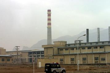Site nucléaire iranien  Les États-Unis ne sontpas impliqués dans le «sabotage»)