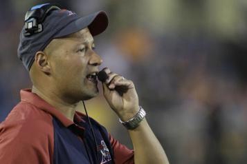 LCF Scott Milanovich renonce au poste d'entraîneur-chef à Edmonton)