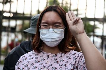 Thaïlande Une militante prodémocratie libérée sous caution)