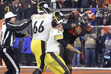 La NFL suspend Myles Garrett pour le reste de la saison