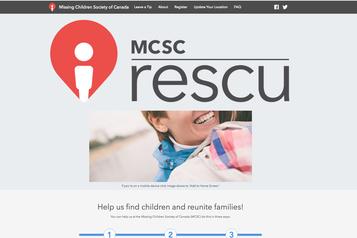 Un nouveau site web dédié aux enfants disparus au pays