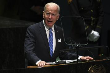 Allocution à l'ONU Biden assure qu'il ne veut pas de Guerre froideavec la Chine)