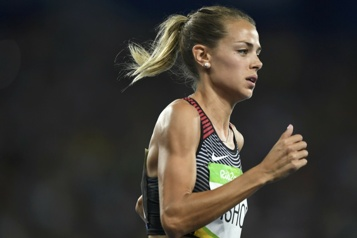Athlétisme Melissa Bishop-Nriagu obtient son billet pour Tokyo)