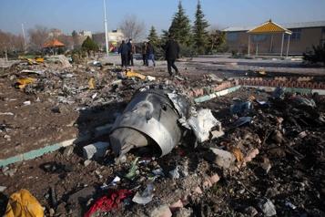 Boeing ukrainien abattu: l'Iran promet des réponses )