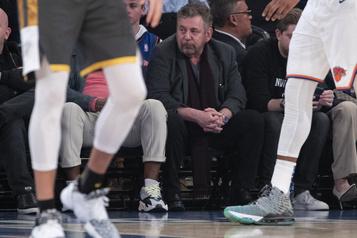 Le propriétaire des Knicks déclaré positif à la COVID-19
