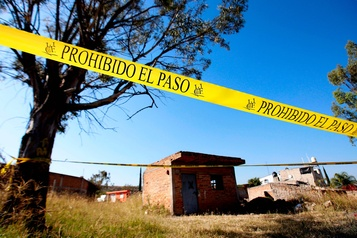 Mexique: près de 35 000 homicides en 2019, un record