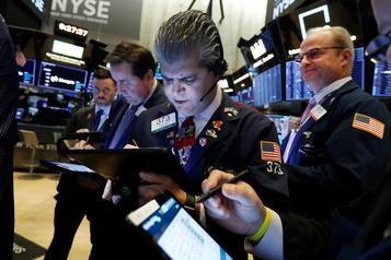 Wall Street encouragée par le commerce