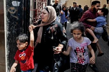 Plus de 20 morts dans des frappes israéliennes à Gaza)