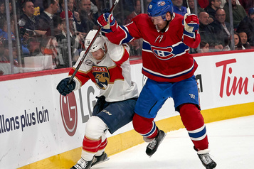 Panthers 3 - Canadien 4 (pointage final)