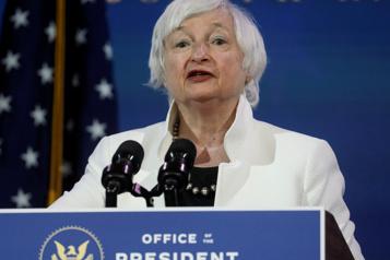 La future secrétaire au Trésor plaide pour des dépenses, la dette attendra)