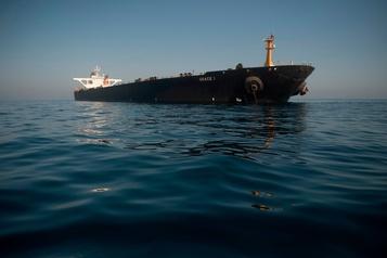 Le départ du pétrolier iranien relâché par Gibraltar remis en cause
