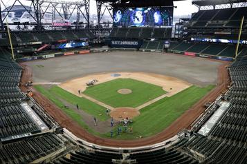 Les Mariners devront jouer ailleurs qu'à Seattle