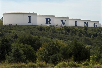Irving va racheter North Atlantic Refining)
