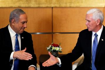 Nétanyahou et Gantz bientôt à Washington pour discuter du plan de paix