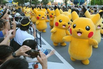 Attrapez-les tous! Déjà un quart de siècle de Pokémon)