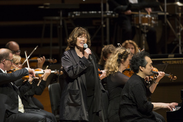 Jane Birkin annule son concert symphonique