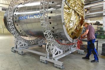 Mini-fusées L'Allemagne accélère la cadence pour offrir une alternative à SpaceX)