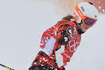 Ski cross: le bronze pour la Québécoise Brittany Phelan