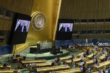 ONU Plus de 170pays promettent de faire progresser les droits des femmes)